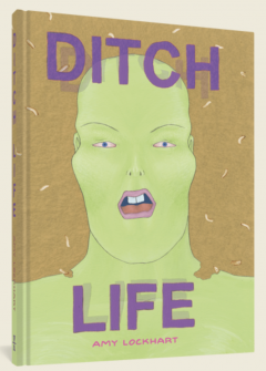 ditch life Amy Lockhart Fantagraphics
