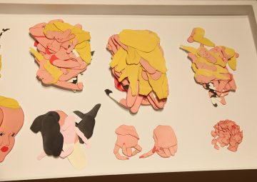 Jessica paper cutout animation parts